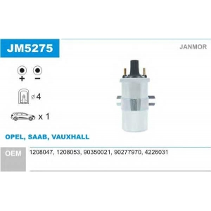 JANMOR JM5275 Катушка зажигания