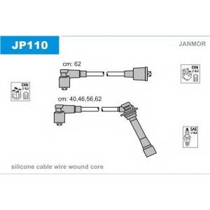 JANMOR JP110 Ккомплект проводов зажигания