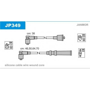 JANMOR JP349 Ignition cable set
