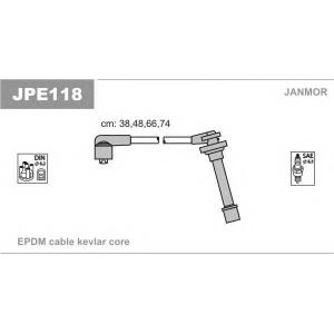 JANMOR JPE118 Провода зажигания