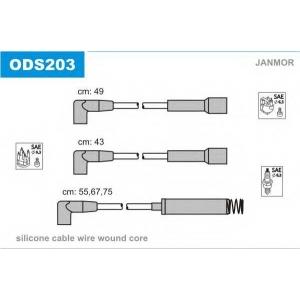 JANMOR ODS203 Провод зажигания (пр-во Janmor)