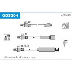 JANMOR ODS204 Провод зажигания (пр-во Janmor)