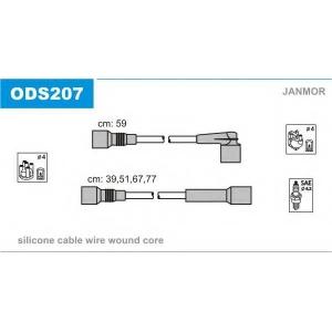 JANMOR ODS207 Ккомплект проводов зажигания