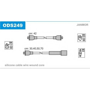 JANMOR ODS249 Ignition cable set