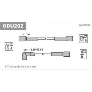 JANMOR ODU202 Провода зажигания
