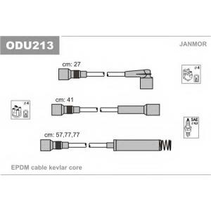 Комплект проводов зажигания odu213 janmor - OPEL KADETT E Наклонная задняя часть (33_, 34_, 43_, 44_) Наклонная задняя часть 1.8 i