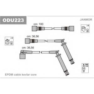 Комплект проводов зажигания odu223 janmor - OPEL KADETT E Наклонная задняя часть (33_, 34_, 43_, 44_) Наклонная задняя часть 1.8 S