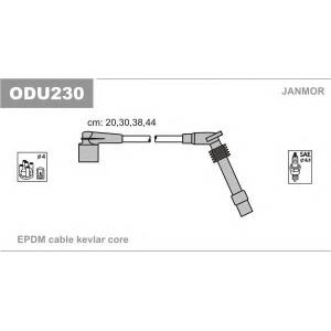 Комплект проводов зажигания odu230 janmor - OPEL VECTRA A Наклонная задняя часть (88_, 89_) Наклонная задняя часть 1.6 i