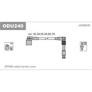 Комплект проводов зажигания odu240 janmor - OPEL VECTRA A Наклонная задняя часть (88_, 89_) Наклонная задняя часть 2.5 V6