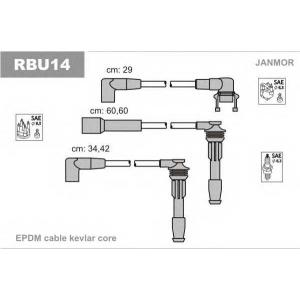 JANMOR RBU14 Провода зажигания