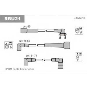 JANMOR RBU21 К-кт в/в дротів Renault Trafic/ 21 1.7i 86-