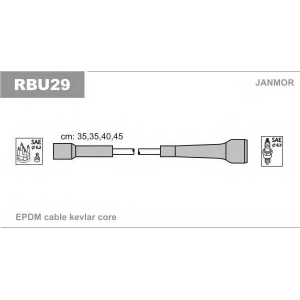 JANMOR RBU29 Провода Renault Laguna,Clio 1,8I