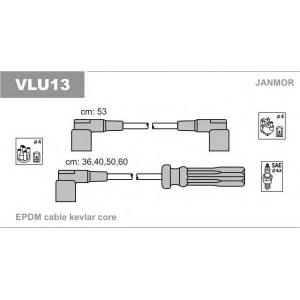 JANMOR VLU13 Комплект проводов зажигания
