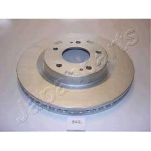 Тормозной диск di542 japanparts - MITSUBISHI GRANDIS (NA_W) вэн 2.4