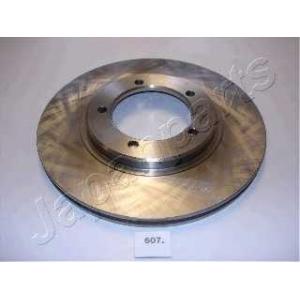 JAPANPARTS DI-607 Тормозной диск Дайхатсу