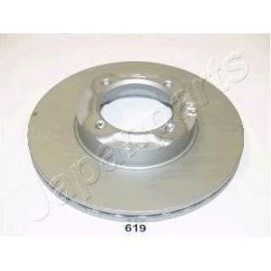 JAPANPARTS DI-619 Тормозной диск Дайхатсу