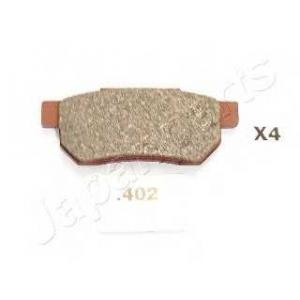 JAPANPARTS PP402AF Комплект тормозных колодок, дисковый тормоз