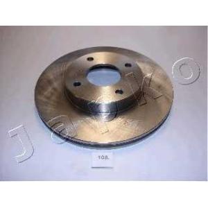 JAPKO 60108 Тормозной диск