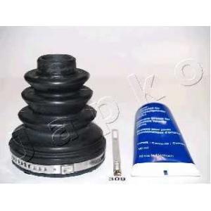 JAPKO 63309 Комплект пылника, приводной вал