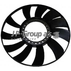 JP GROUP 1114900100 Крыльчатка вентилятора, охлаждение двигателя
