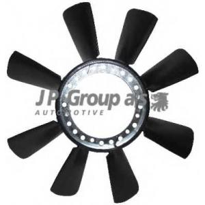 JPGROUP 1114900300 Крильчатка вентилятора
