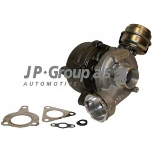 JP GROUP 1117400400 Турбина SKODA SUPERB 12/01- / VW PASSAT 1.9TDi 11/00-