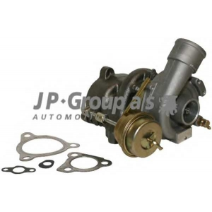 JP GROUP 1117400600 Турбина SKODA SUPERB 12/01- / VW PASSAT (AWT) 1.8T 08/96-