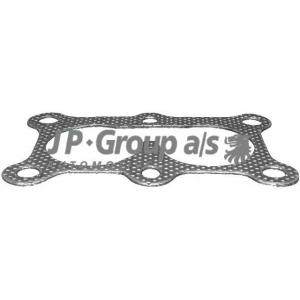 JP GROUP 1121101400 Прокладка приемной трубы VW  1.8/2.0 88-