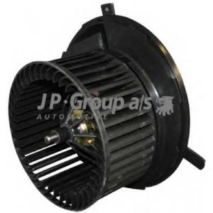 JP GROUP 1126100200 Вентилятор печки AUDI A3, Q3, VW CADDY III, EOS, JETTA III 1.2-3.6 02.03-