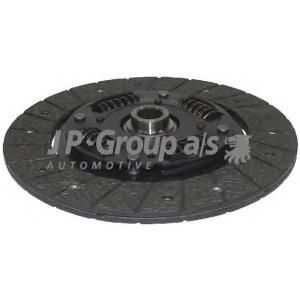 JP GROUP 1130201700 Диск сцепления