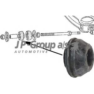 JP GROUP 1140201200 Втулка реакт тяги папа