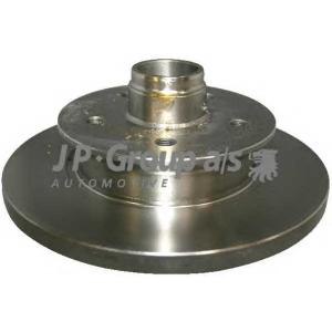 JP GROUP 1163101800 JP GROUP VW Диск торм.передний T3 86-