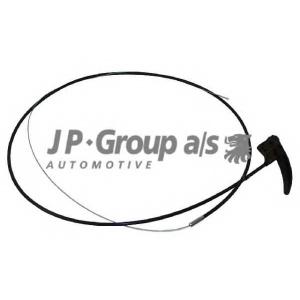 Трос капота Audi 80  78-86 1170700400 jpgroup -