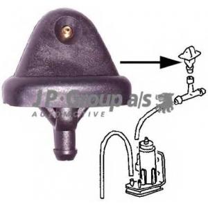 JP GROUP 1198700100 Распылитель воды для чистки, система очистки окон