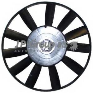 JP GROUP 1199100900 JP GROUP VW Вентилятор радиатора 350 250W,305мм Golf,Passat 1.8