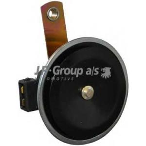 1199500400 jpgroup Звуковой сигнал VW GOLF Наклонная задняя часть 1.3