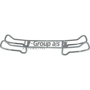 JP GROUP 1263650110 Комплектующие, колодки дискового тормоза