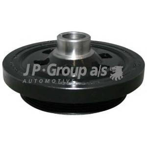 Шків колінвалу SPRINTER/VARIO OM602 1318301600 jpgroup -