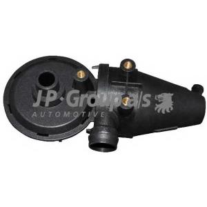 JP GROUP 1416000400 Клапан вентиляции картерных газов BMW 3 (E36), 5 (E39), 7 (E38) 2.0/2.5/2.7 09.9