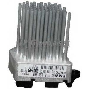 JPGROUP 1496850100 Резистор вентилятора