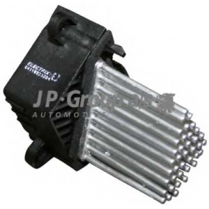 JPGROUP 1496850200 Резистор вентилятора