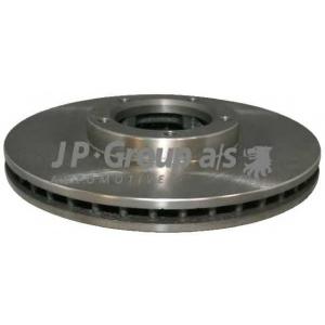 JPGROUP 1563100300 Гальмiвнi диски