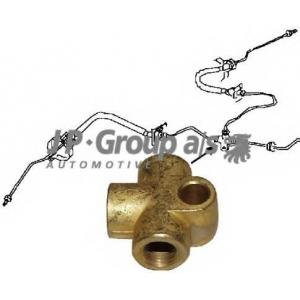 JP GROUP 8161550306 Адаптер, трубопровод тормозного привода