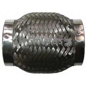 JP GROUP 9924200500 Гофра [d(диаметр)=51 mm, L(длина)=100 mm]