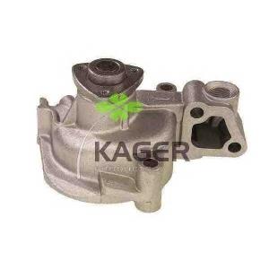 KAGER 33-0058 Помпа охлаждения Ford