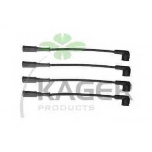 KAGER 64-0431 Комплект проводов зажигания