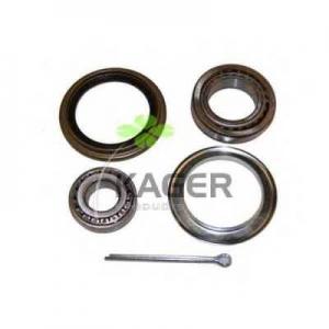 KAGER 83-0632 Комплект подшипника ступицы колеса