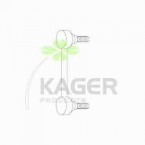 KAGER 85-0260 Тяга пер стаб