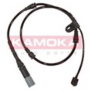 KAMOKA 105091 Датчик износа торм.колодок BMW X5 (E70) 07'->;X6 (E71/E72) 08'-> перед.