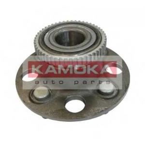KAMOKA 5500032 Ступица Honda Civic VII 01'-05' задн. с ABS (с подшипн.)
